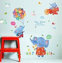 uphold Awake Fliegende Elefanten Kinder