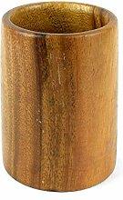 UPIT Küchenutensilienhalter aus Holz für