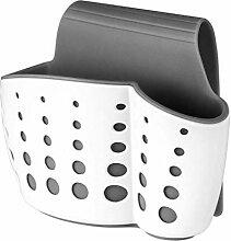 UPKOCH 1 stück waschbecken ablagekorb saugschwamm