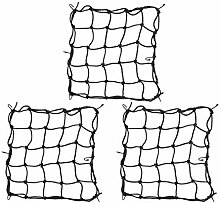 UPKOCH 3Pcs Gartenpflanze Spalier Netz Gummi
