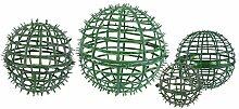 UPKOCH 4Pcs Künstliche Pflanze Topiary Ball Faux