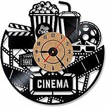 upnanren Kreative Film Pop-Corn Vinyl Scheibe