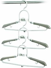 UPP Clevere Multifunktions Kleiderbügel -