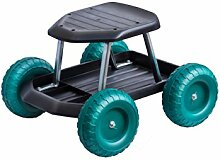 UPP® Gartenwagen / Rollsitz / Gartenhelfer / Rollwagen