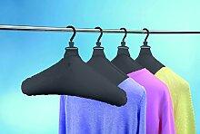 UPP® Kleiderbügel aufblasbar 4 Stück /