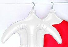 UPP® Kleiderbügel BIG aufblasbar 1 Stück /