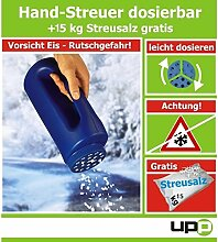 UPP Products Handstreuer inkl. 15Kg