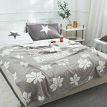 Upper-Decken aus Baumwolle, Gaze, Bettwäsche aus Baumwolle, Decke, Sommer Quilt, Schlafen, Decke, ein Handtuch Decke, EIN