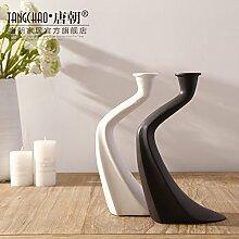 Upper-Eine moderne, minimalistische Mode deko Wohnzimmer Couchtisch Leuchter Leuchter Leuchter Einrichtung Einrichtung Heimtextilien romantische Ideen, Dunkelgrau