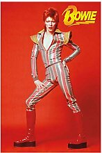 UpperPin David Bowie - Glam Poster Dekorative