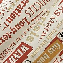 Upscale American Graffiti Alphabet Vliesstoffe Tapete Coffee Shop Esszimmer Charakter Kinderzimmer Schlafzimmer Tapete ro