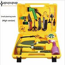 UPUPUPUP Gartengeräte-Set/Hoch Mit 18 Sätzen von