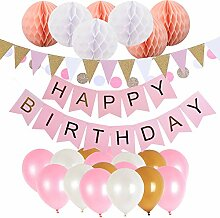 Urase Geburtstag Girlande Geburtstag Dekoration