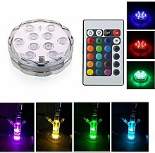 Urays Shisha LED Untersetzer Base Lights
