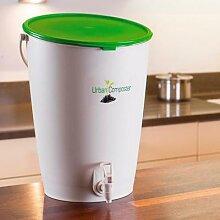 Urban Komposter 15 Liter, mit Kompost Beschleuniger