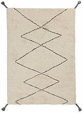 URBANARA 170x240 cm Teppich 'Beni'