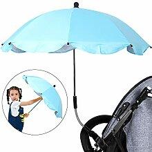 Urijk Kinderwagen Schirm Sonnenschirm Regenschirm