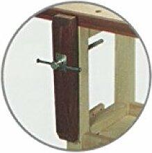 URKO–MACHOIRE Stirnlampe Schnurgerade Tischlerwinkel MF