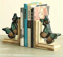 URL Vintage Eisblau Schmetterling Buchcover