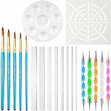 URlighting Mandala-Dotting-Werkzeuge für