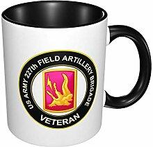 US Army 227th Field Artillery Brigade Veteran