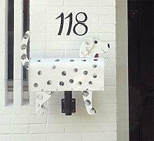 US-Mailbox-Briefkasten Model: Dalmatiener Hund