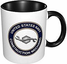 US Navy Baumechaniker Cm Nicht verblassender