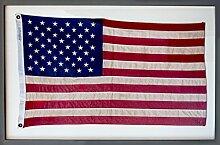 USA Vintage Flagge / Fahne
