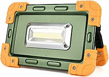 USB COB LED Boden Licht sunnymi Tragbare