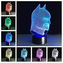 Usb Led Lampe 3D Lampe Star Wars Lampe 3D Visuelle
