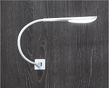 USB LED Lampe Dimmbar Leselampe LILI mit Schalter
