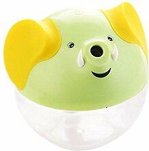 USB Mini Elefant Design Luftbefeuchter Luft Diffusor Aroma Nebel Hersteller - Grün
