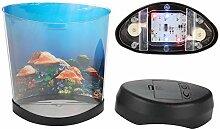 USB Mini Tragbar Aquarium Mood Licht Nachtlicht