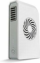 USB Mini Ventilator Fan mit 6000mAh Energienbank,