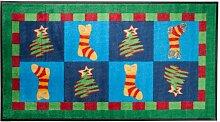Use/&Wash Weihnachtsmatten Limitierte Sonderedition Tierbabies