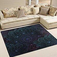 Use7 Orientalischer Teppich mit