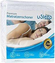 uSleep® Premium Matratzenschoner 160x200cm I