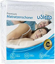 uSleep Premium Matratzenschoner I 180x200 cm I