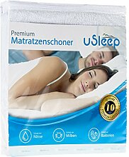 uSleep Premium Matratzenschoner I 90x200 cm I