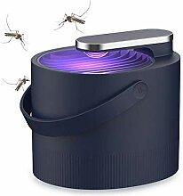 usmley Elektrische Fliegenfalle Insektenvernichter