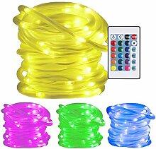 Ustellar RGB 10m LED Lichterschlauch mit