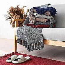 USTIDE, Baumwolle, wendbar Teppich Flickenteppich