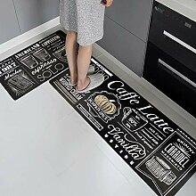 USTIDE Küchenläufer aus Memory-Schaum, langer
