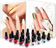 usy Beauty Adventskalender Nagellack (1er Pack)