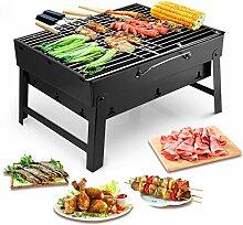 Uten Holzkohlegrills BBQ Portable Smoker Grill,