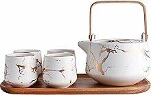 Utensilios de cocina Kaffee-Set Porzellan, Home