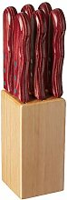 Utica Cutlery 75840529B6 Steakmesser-Set,