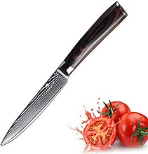 Utility Kochen Chefmesser Set VG10 Damaskus Stahl