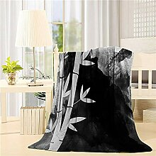 utong Bambusbett Decke Decke gemütliche Decke