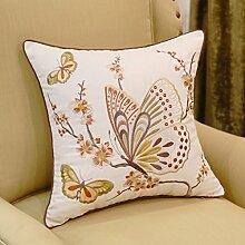 uus Der neue Art- und Weiseart-Stuhl-Flanell-gestickte Nachttisch-Sofa-Kissen-Kissen-Kissen mit innerem Kern-gute Qualitätssofa-Kissen-schöner Stuhl-Kissen ( MUSTER : R )